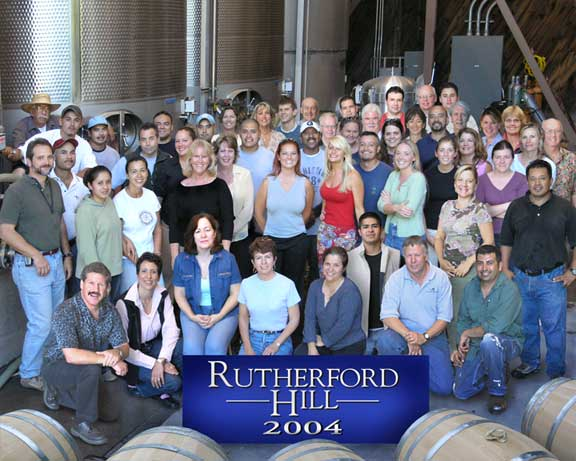 Rutherford Hill 2004 Family