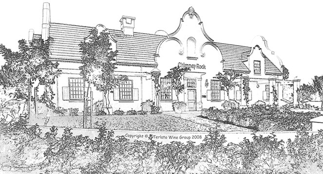 Line drawing from photo